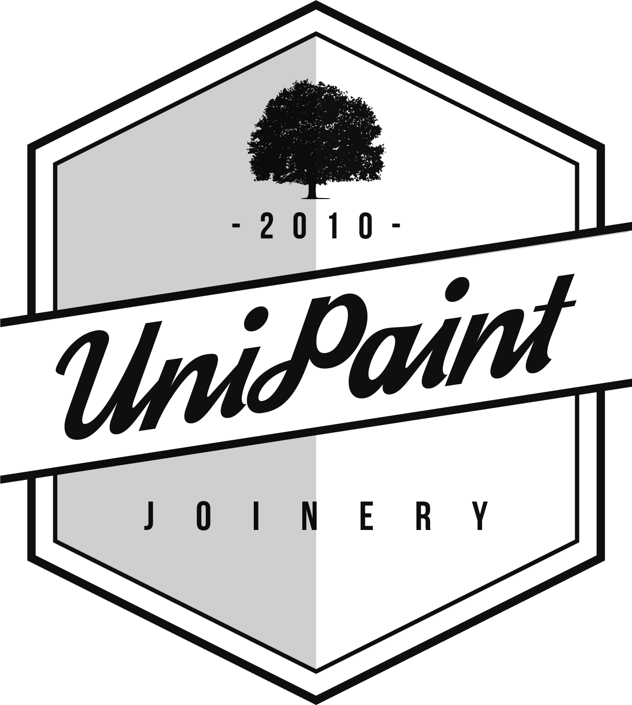 Logo Unipaint Joinery
